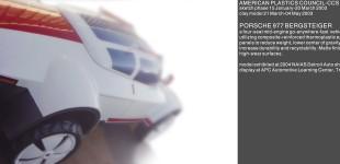 Porsche 977 Bergsteiger
